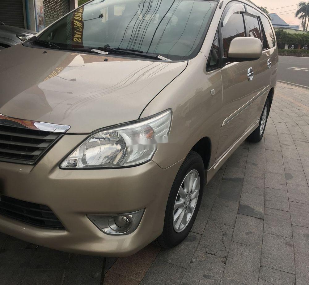 Bán ô tô Toyota Innova G năm sản xuất 2013, giá 465tr (5)