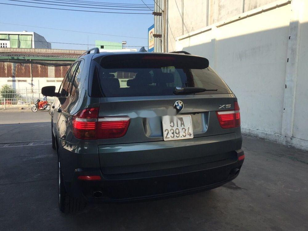 Bán ô tô BMW X5 AT năm 2007, nhập khẩu nguyên chiếc (2)