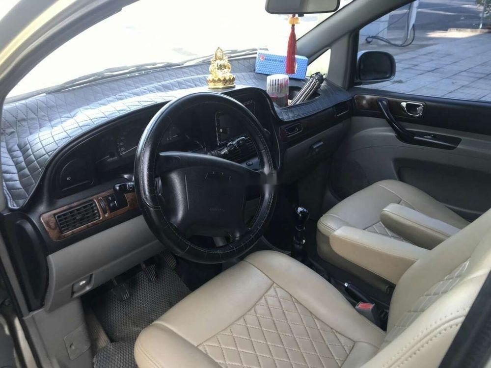 Cần bán xe Chevrolet Vivant năm sản xuất 2010, màu bạc (4)