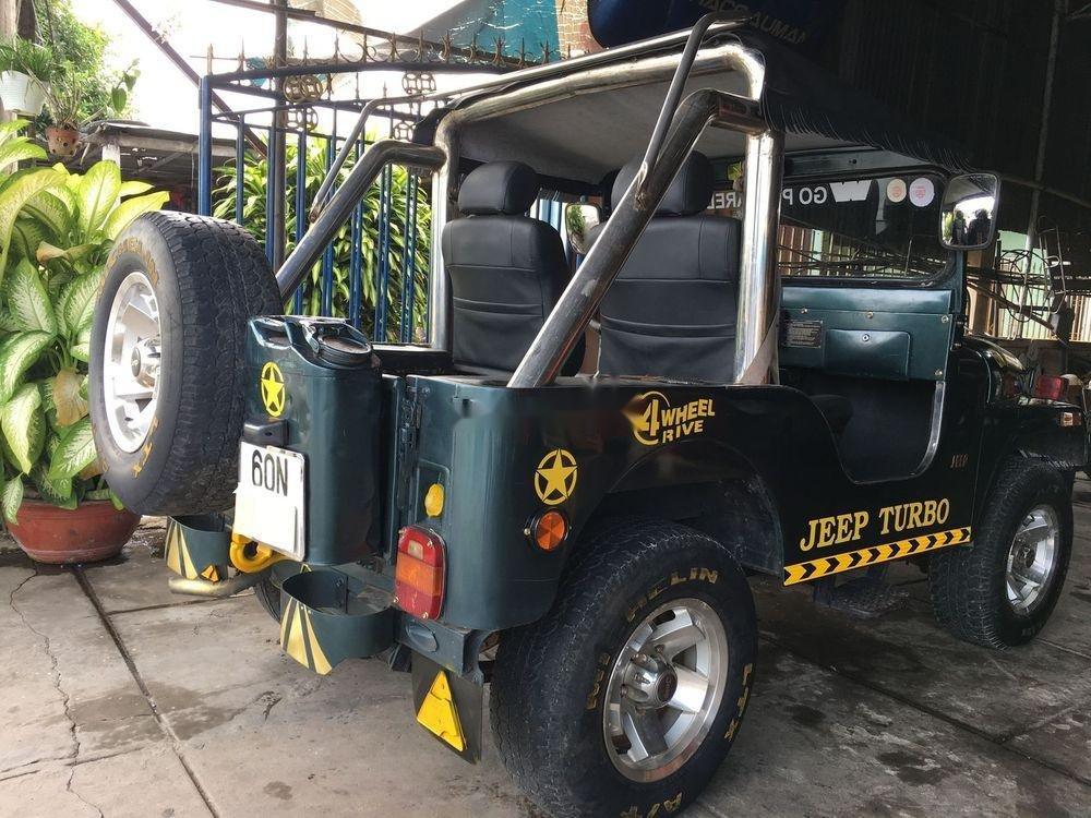 Cần bán gấp Jeep CJ đời 1980, nhập khẩu, giá 120tr (3)