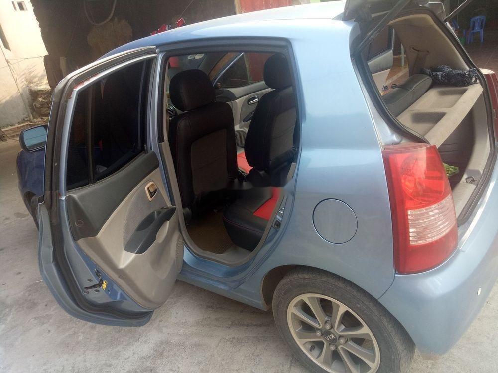 Cần bán gấp Kia Morning MT năm sản xuất 2007, màu xanh lam xe gia đình, giá chỉ 128 triệu (3)
