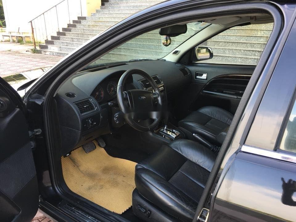Bán Ford Mondeo đời 2004, màu đen xe nguyên bản (4)