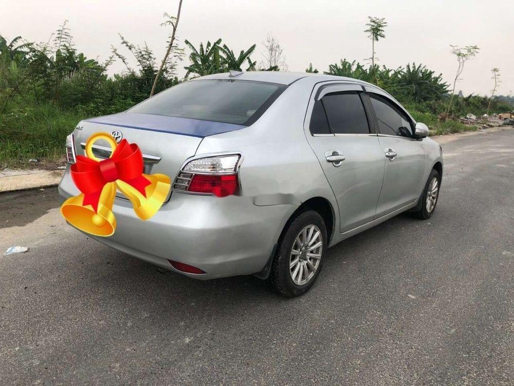 Cần bán xe Toyota Vios sản xuất 2009, màu bạc  (4)