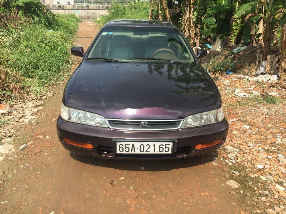 Bán Honda Accord năm sản xuất 1994, nhập khẩu, giá cạnh tranh (1)