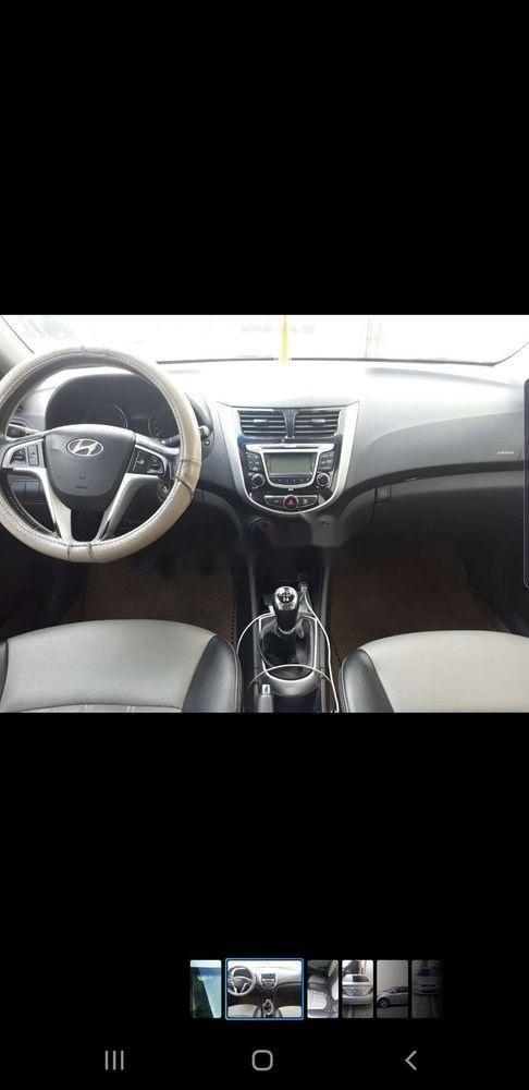 Bán Hyundai Accent 2011, màu bạc, nhập khẩu, giá tốt (3)