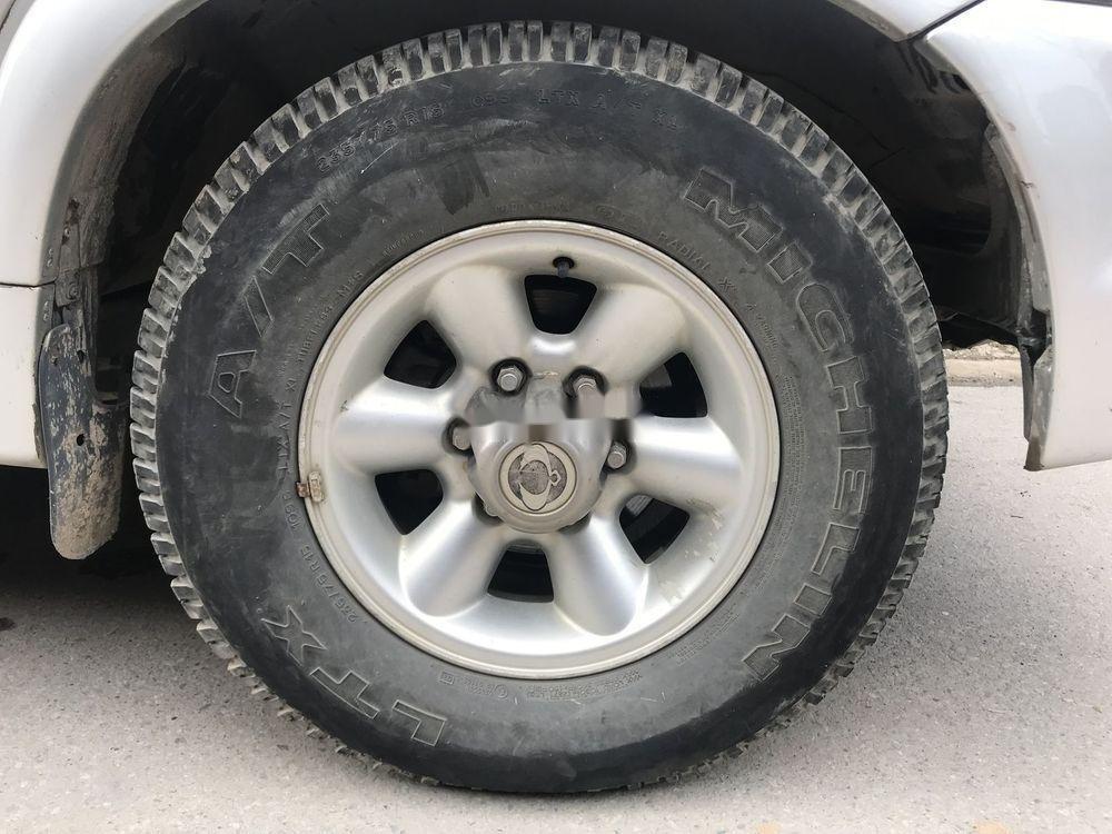 Bán ô tô Ssangyong Musso đời 2005, xe nhập chính hãng (8)