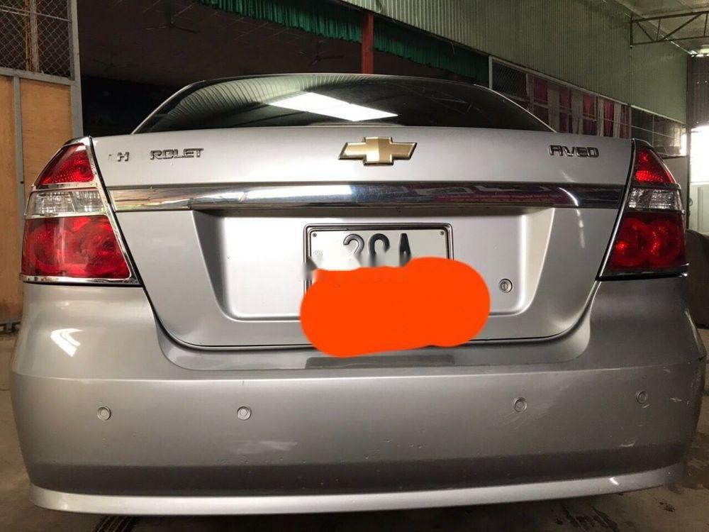 Bán xe Chevrolet Aveo đời 2011, giá tốt (1)