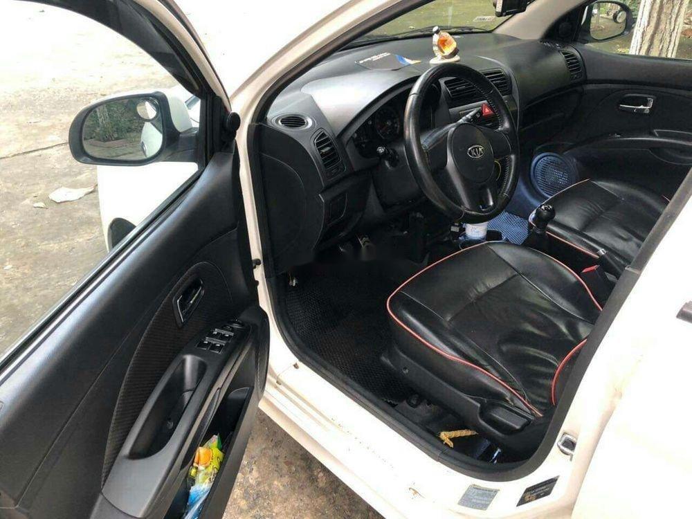 Cần bán xe Kia Morning 2011, màu trắng xe nguyên bản (5)