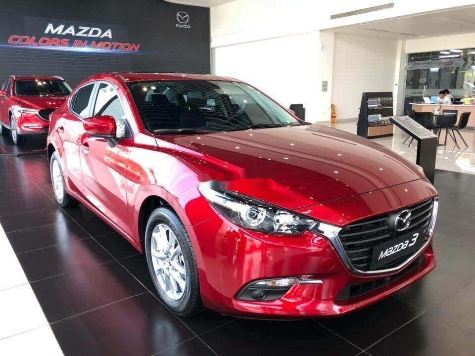 Bán xe Mazda 3 sản xuất năm 2019, màu đỏ, giá tốt (2)