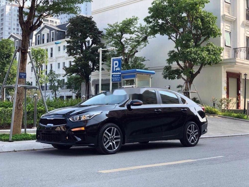 Bán xe Kia Cerato đời 2019, màu đen, giá tốt (6)