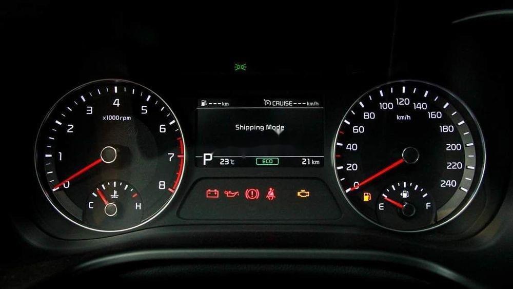 Bán xe Kia Cerato đời 2019, màu đen, giá tốt (8)