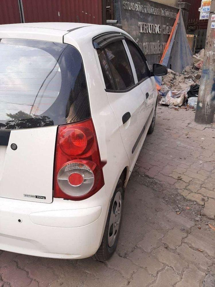 Cần bán Kia Morning năm sản xuất 2010, màu trắng, nhập khẩu  (4)