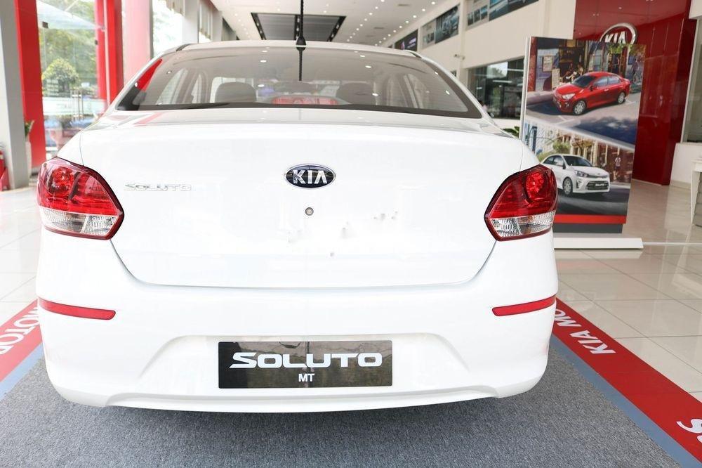 Bán ô tô Kia Soluto 2019, màu trắng, giá 399tr (9)