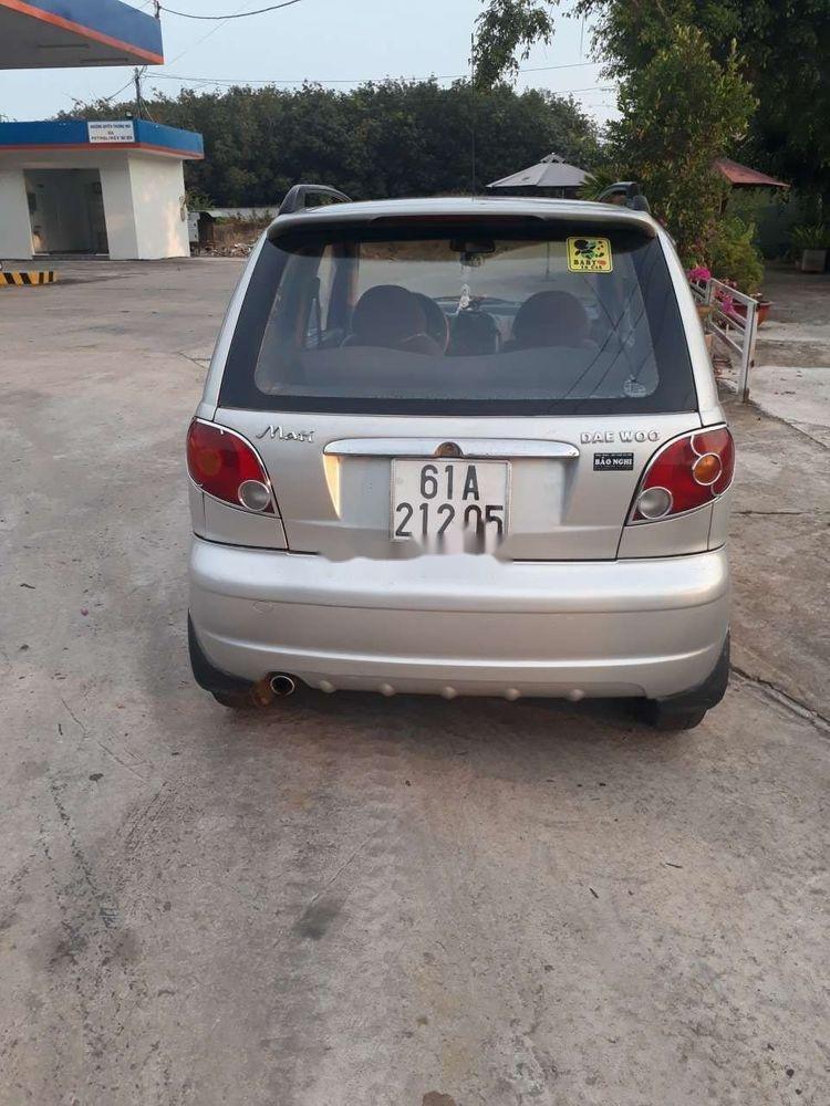 Bán Daewoo Matiz SE năm sản xuất 2005, giá tốt (5)