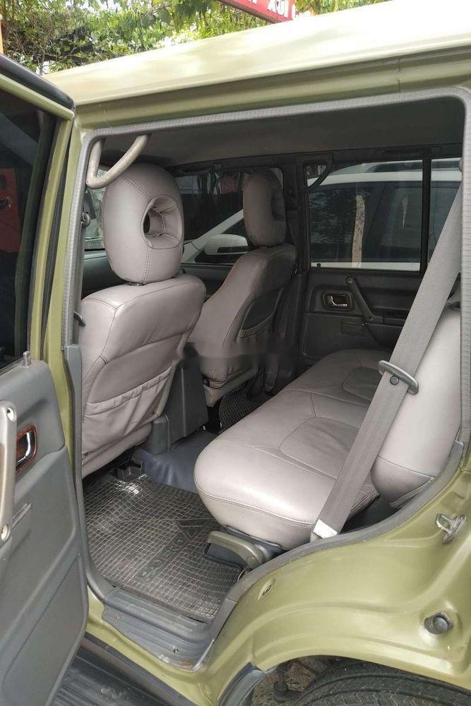 Cần bán Mitsubishi Pajero 2008 chính chủ xe nguyên bản (12)