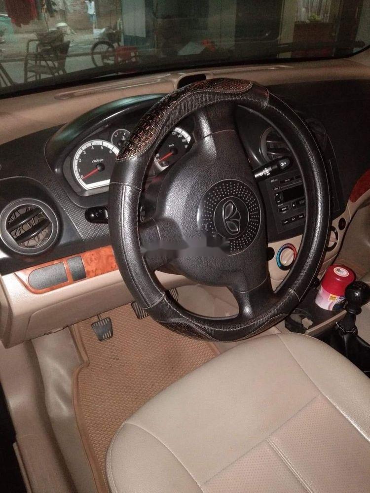 Bán ô tô Daewoo Gentra 2009, màu đen, nhập khẩu nguyên chiếc chính hãng (2)