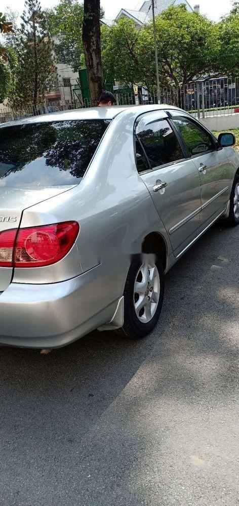 Bán Toyota Corolla Altis năm 2008, màu bạc, xe nhập, chính chủ (4)