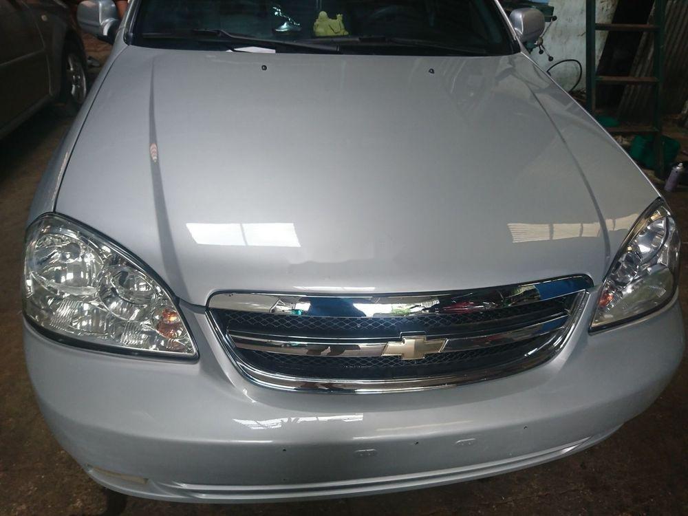 Cần bán Chevrolet Lacetti năm sản xuất 2009, màu bạc, xe nhập chính hãng (7)