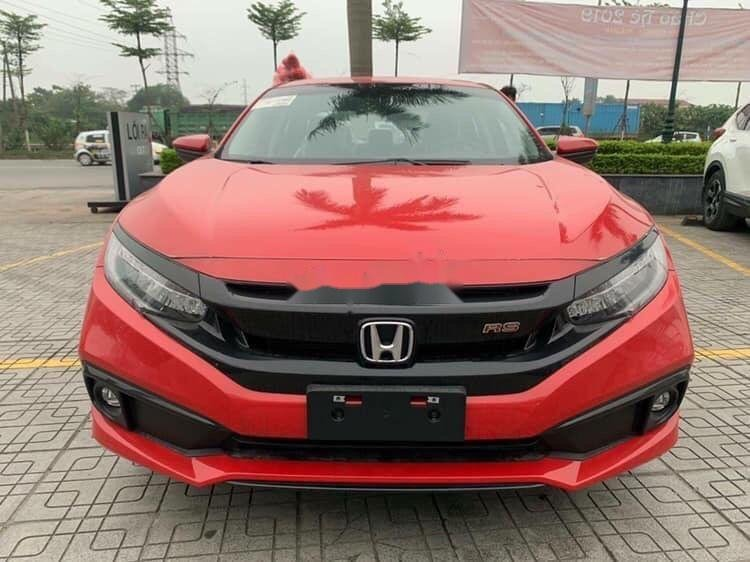 Bán Honda Civic đời 2019, màu đỏ, nhập khẩu nguyên chiếc  (1)
