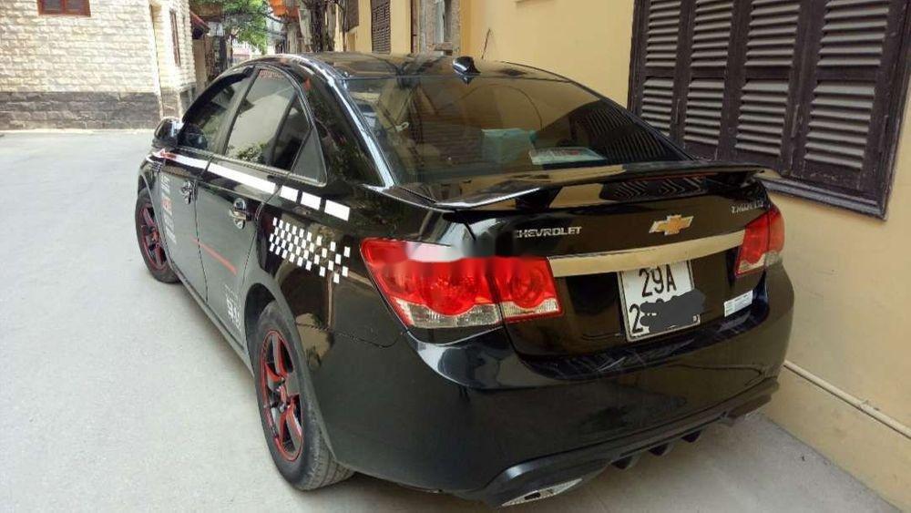 Bán Chevrolet Cruze năm 2011, màu đen, xe nhập chính hãng (6)