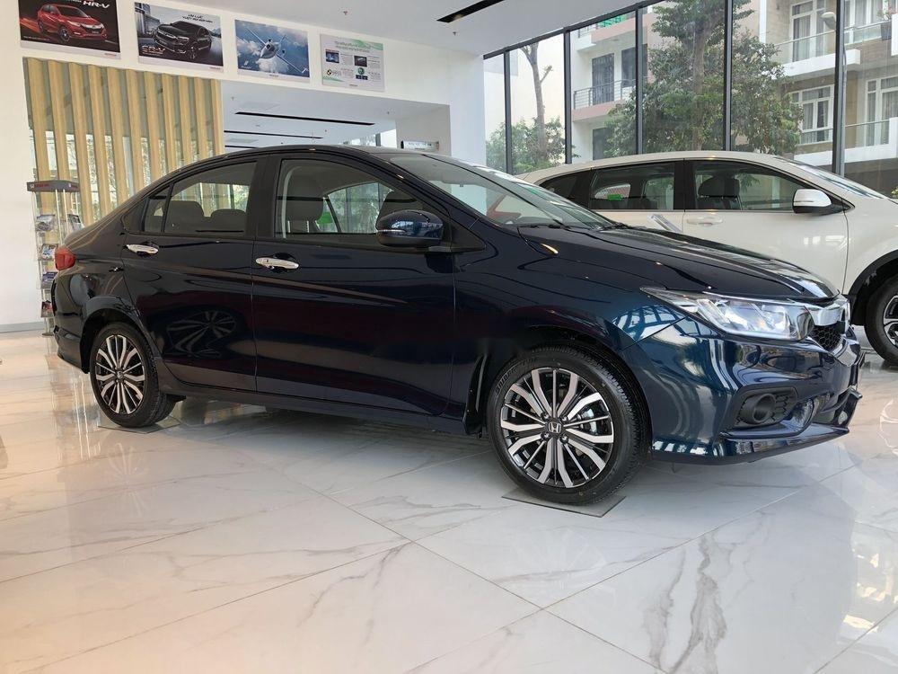 Bán ô tô Honda City năm sản xuất 2019, màu đen, giá 559tr xe nội thất đẹp (1)