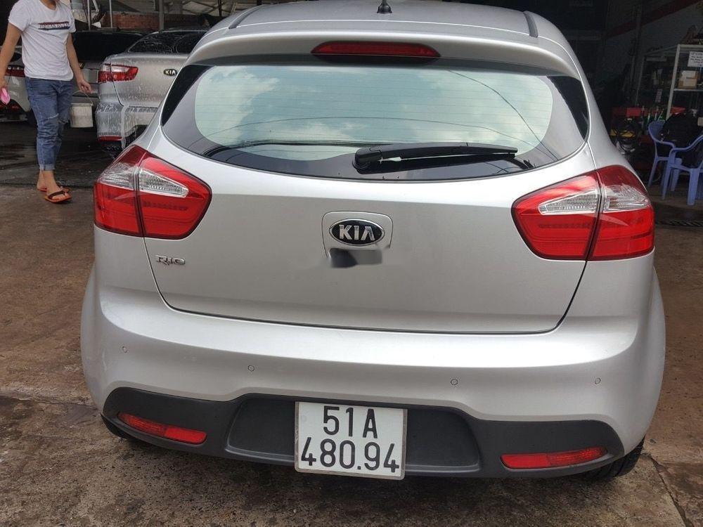 Bán Kia Rio đời 2012, màu trắng, nhập khẩu, giá cạnh tranh (3)