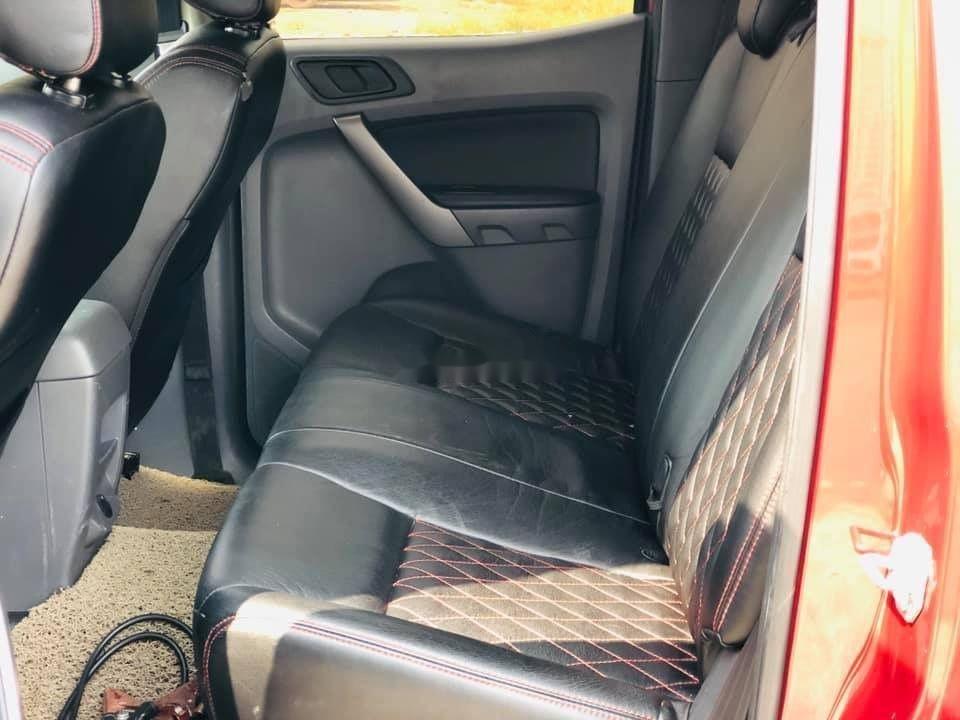 Bán Ford Ranger năm 2014, màu đỏ, nhập khẩu nguyên chiếc chính hãng (10)