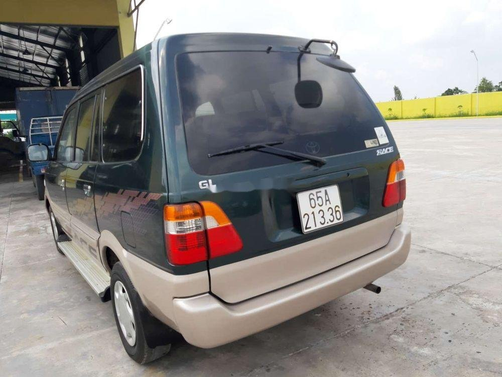Cần bán gấp Toyota Zace MT năm 2004, nhập khẩu nguyên chiếc, giá chỉ 210 triệu (3)