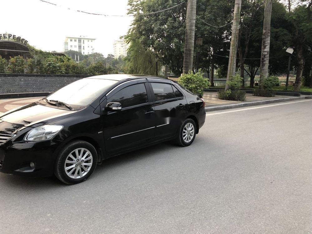 Bán xe Toyota Vios 2011, màu đen xe nguyên bản (1)