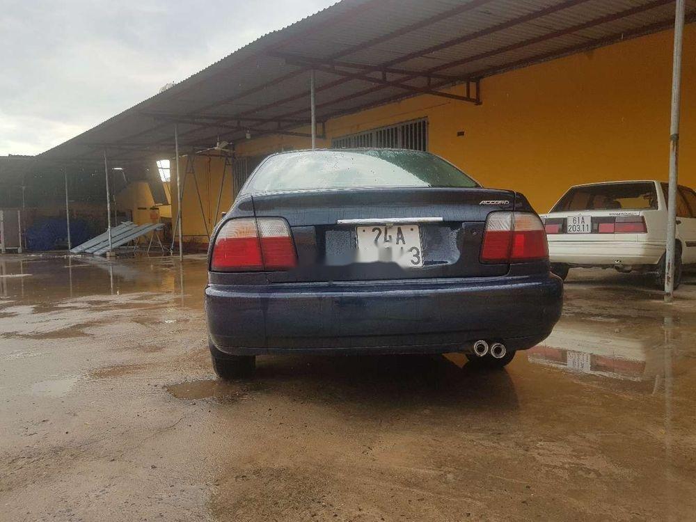 Bán ô tô Honda Accord đời 1996, màu đen, xe nhập chính hãng (8)