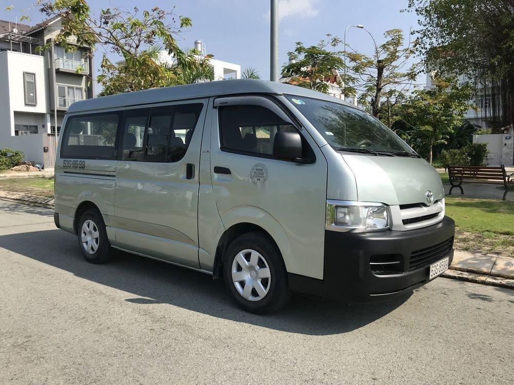 Bán Toyota Hiace đời 2010 chính chủ, 435tr xe nguyên bản (4)
