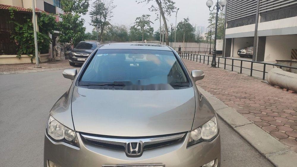 Cần bán gấp Honda Civic AT đời 2008, 328tr (9)