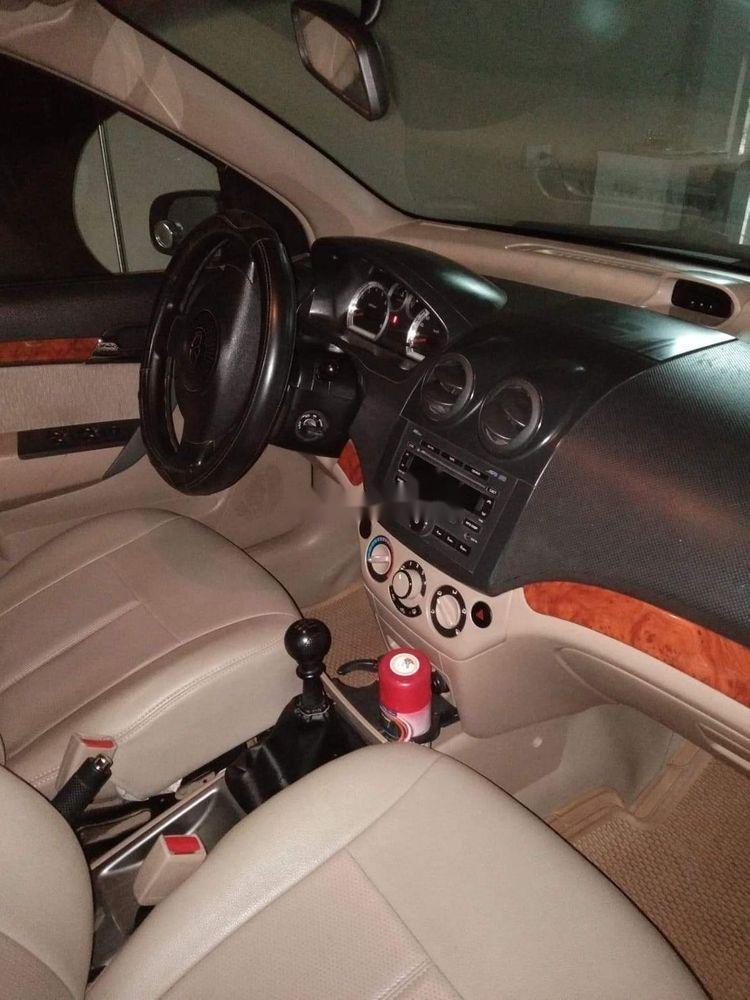 Bán ô tô Daewoo Gentra 2009, màu đen, nhập khẩu nguyên chiếc chính hãng (5)