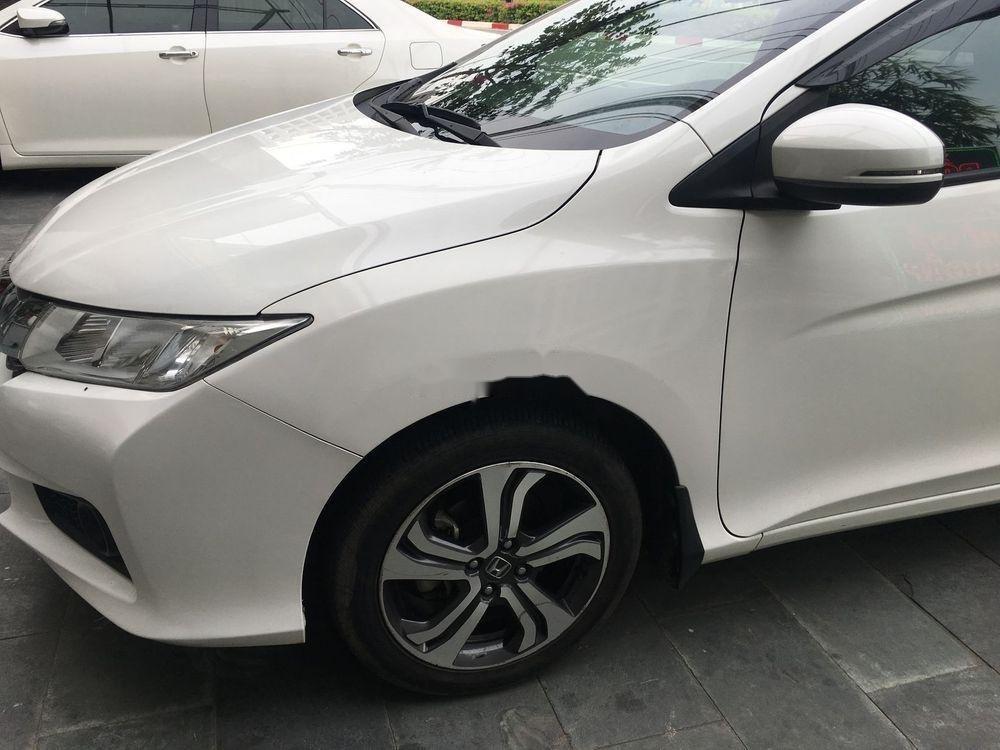 Bán Honda City đời 2015, màu trắng xe gia đình xe nguyên bản (3)