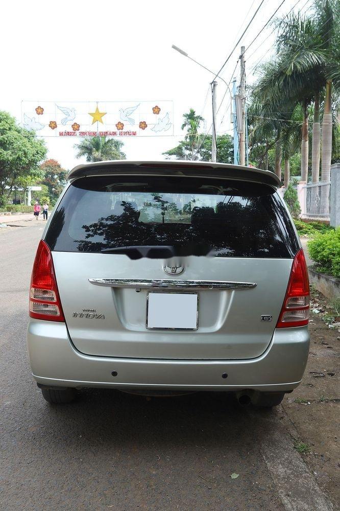 Cần bán gấp Toyota Innova MT sản xuất 2006 (4)