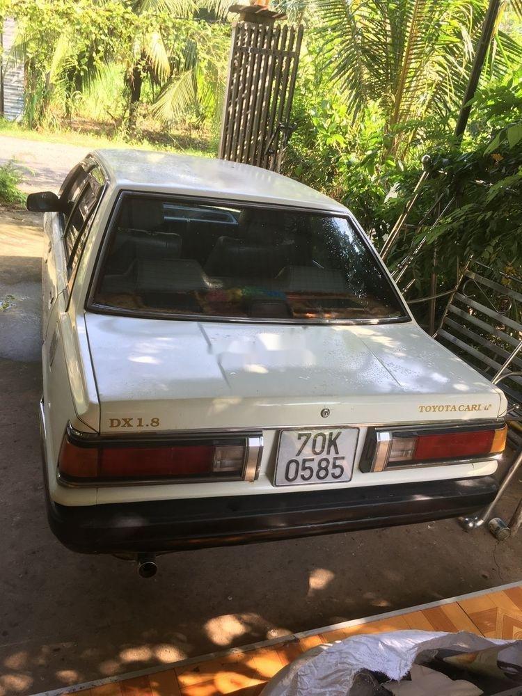 Bán Toyota Carina đời 1982, màu trắng, nhập khẩu  (3)