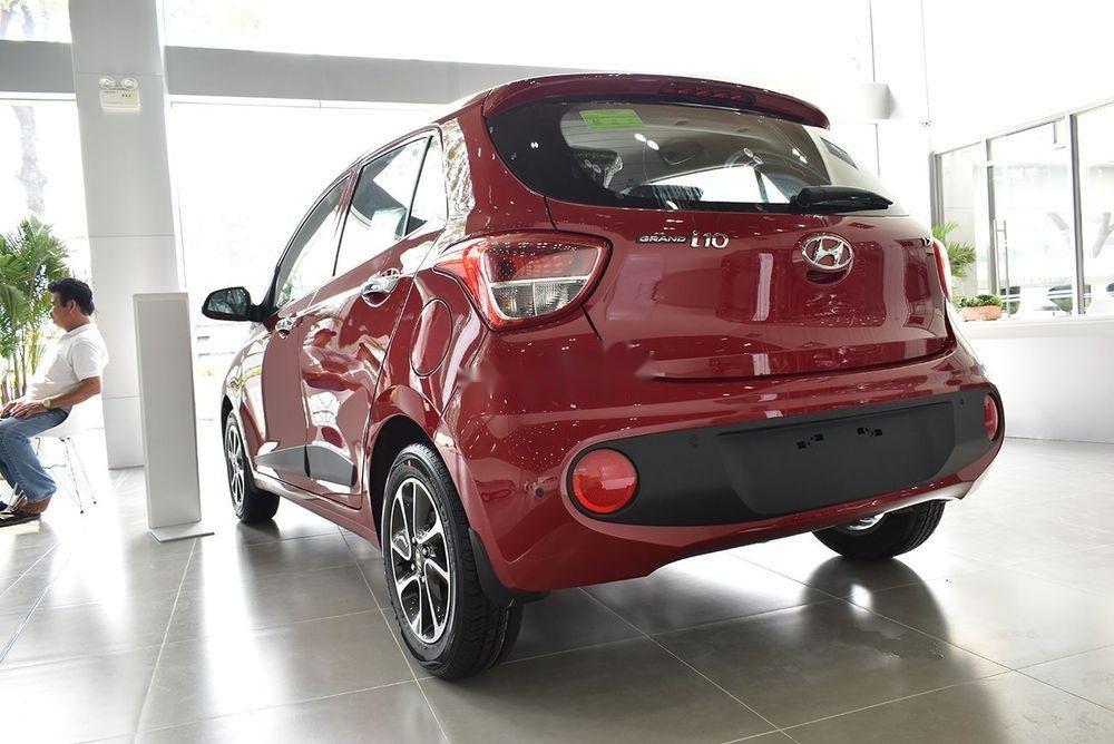 Bán Hyundai Grand i10 năm sản xuất 2019, màu đỏ, số sàn (5)