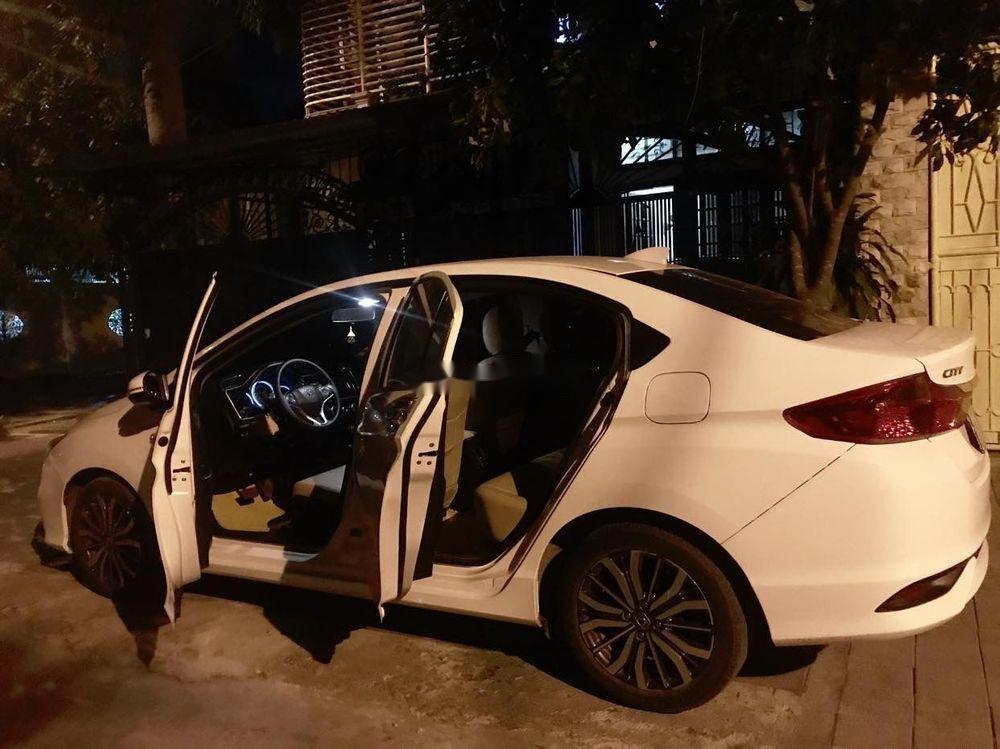 Bán xe Honda City sản xuất 2018, màu trắng xe nguyên bản (3)