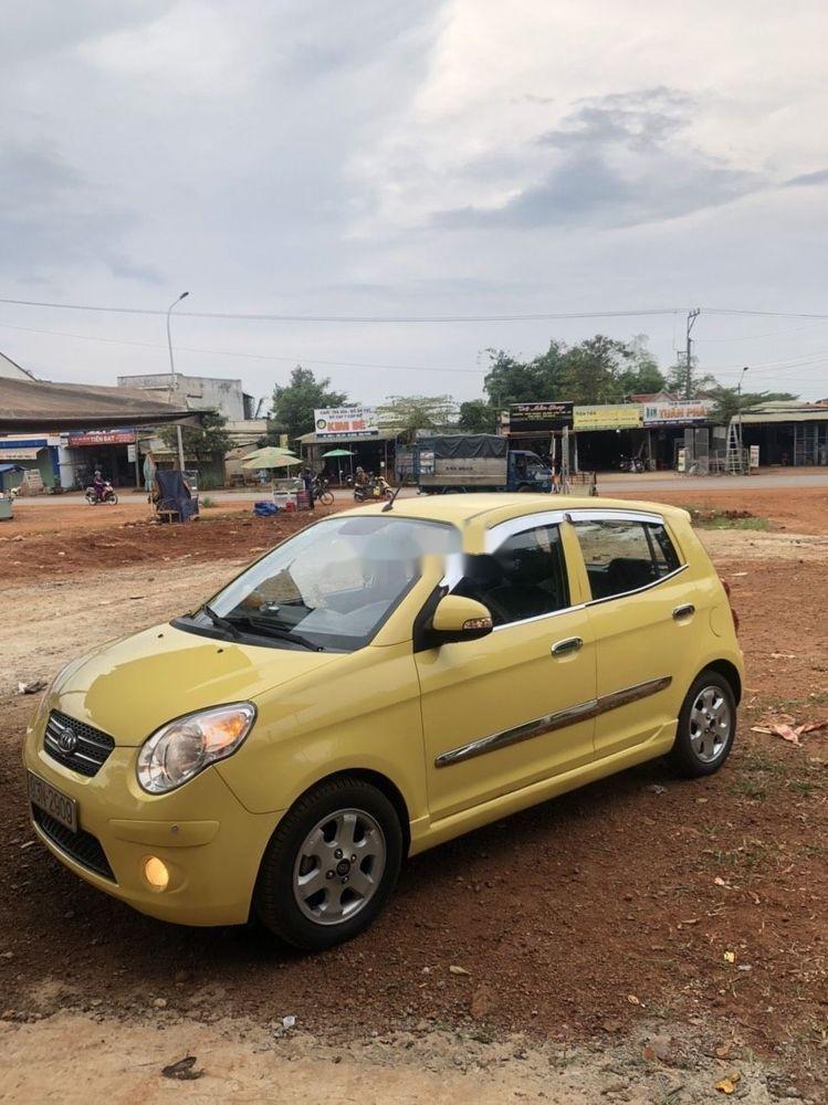 Cần bán Kia Morning năm sản xuất 2010, màu vàng, nhập khẩu chính hãng (4)