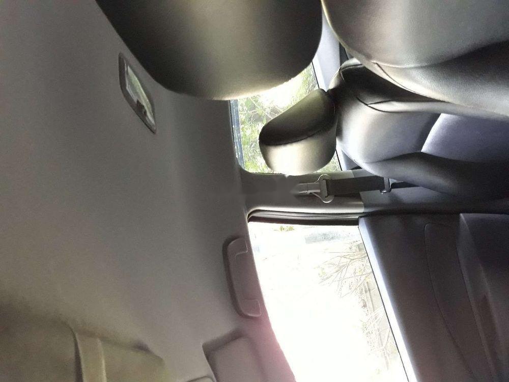 Bán xe Toyota Vios sản xuất 2013, màu bạc xe nguyên bản (5)