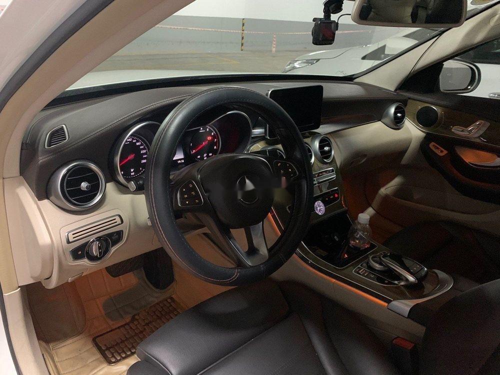Bán gấp Mercedes C250 sản xuất năm 2015, màu trắng, chính chủ (3)