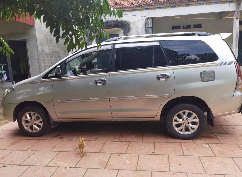 Bán ô tô Toyota Innova 2007, màu bạc giá cả hợp lý (3)