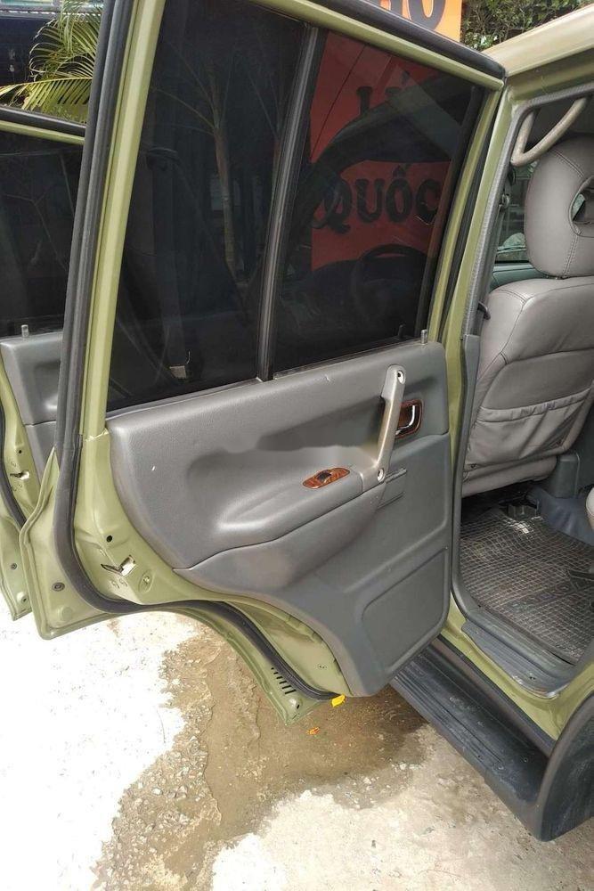 Cần bán Mitsubishi Pajero 2008 chính chủ xe nguyên bản (11)