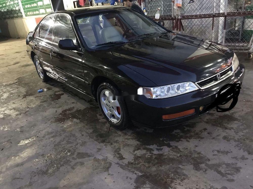 Bán Honda Accord 1994, màu đen, nhập khẩu, xe gia đình (2)