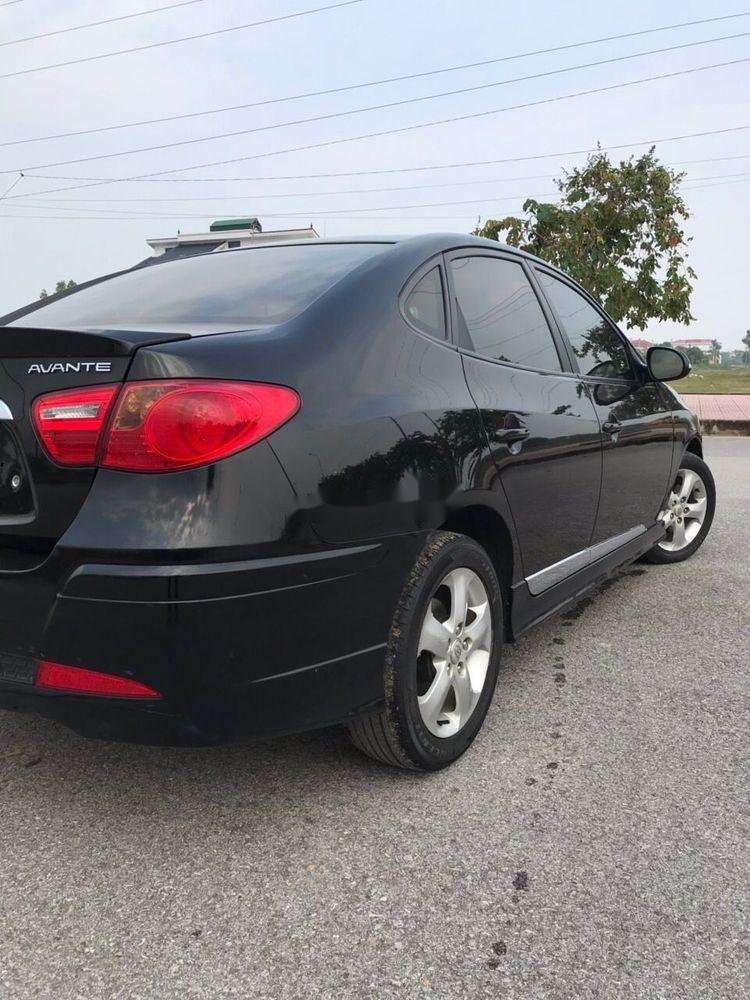 Cần bán lại xe Hyundai Avante năm 2014, màu đen chính chủ giá cạnh tranh xe nguyên bản (4)