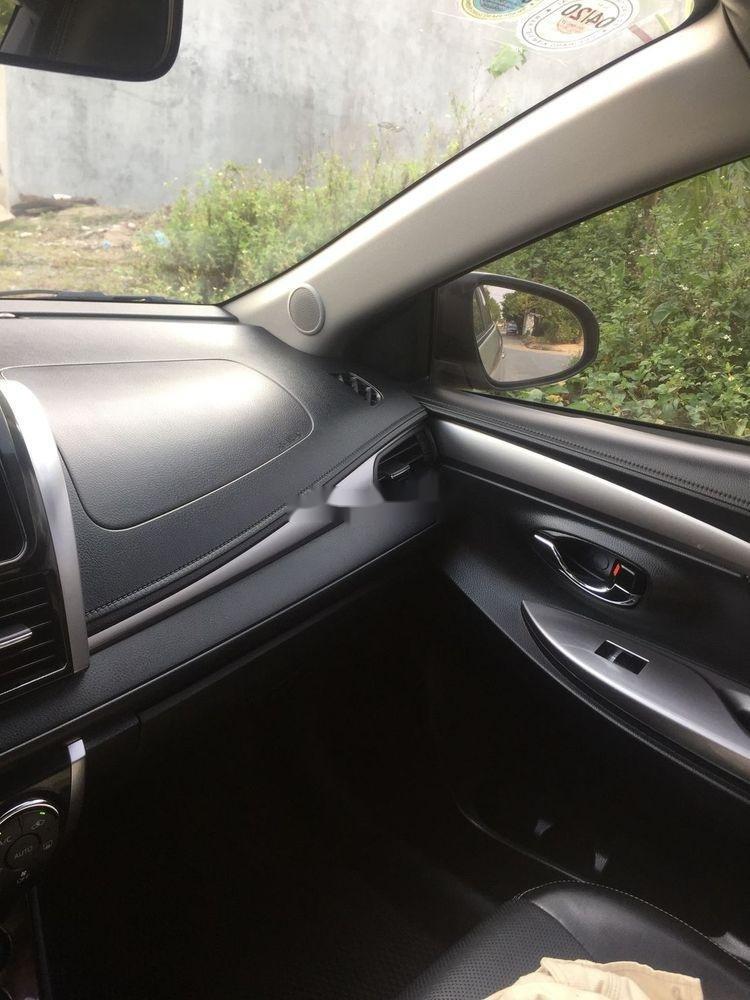 Bán ô tô Toyota Vios 2015, 460tr xe nguyên bản (6)