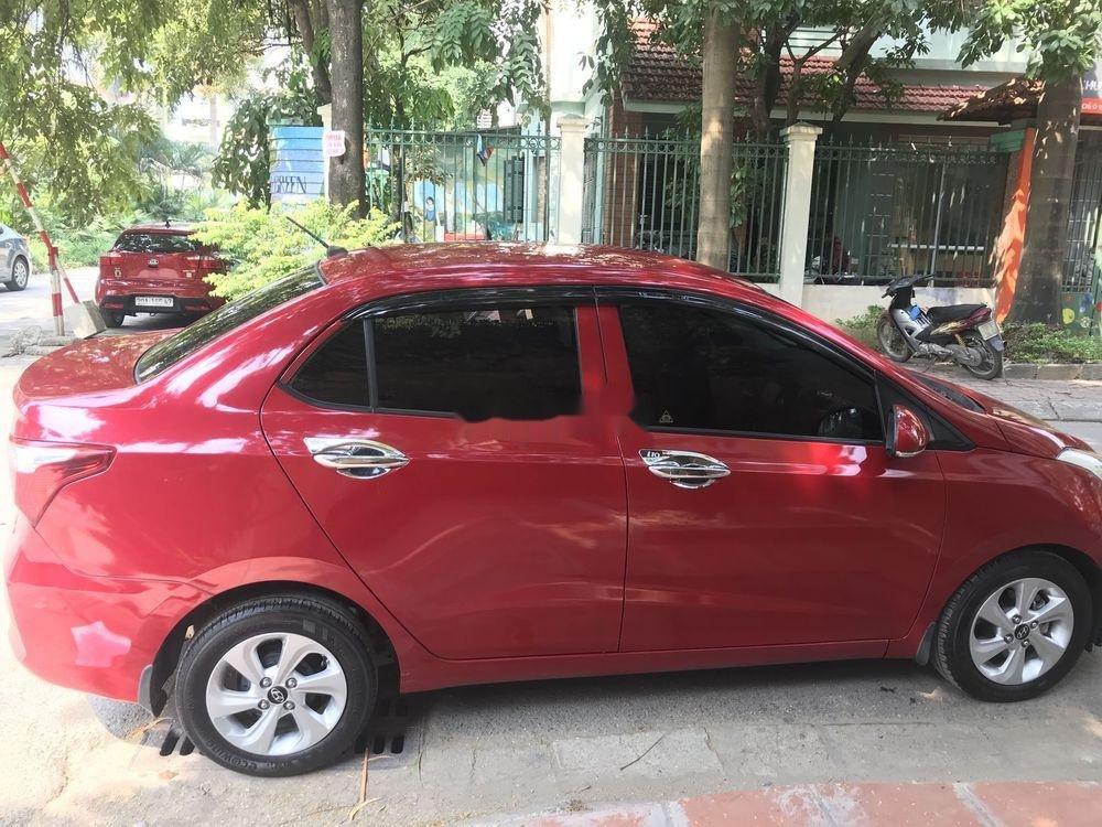 Bán ô tô Hyundai Grand i10 năm 2018, màu đỏ chính chủ xe nguyên bản (7)