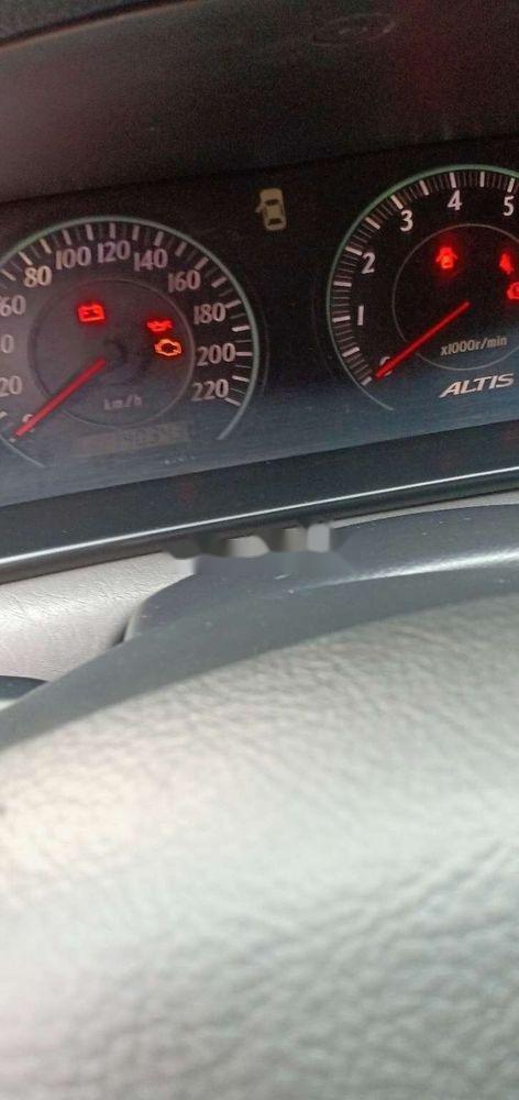Bán Toyota Corolla Altis năm 2008, màu bạc, xe nhập, chính chủ (8)