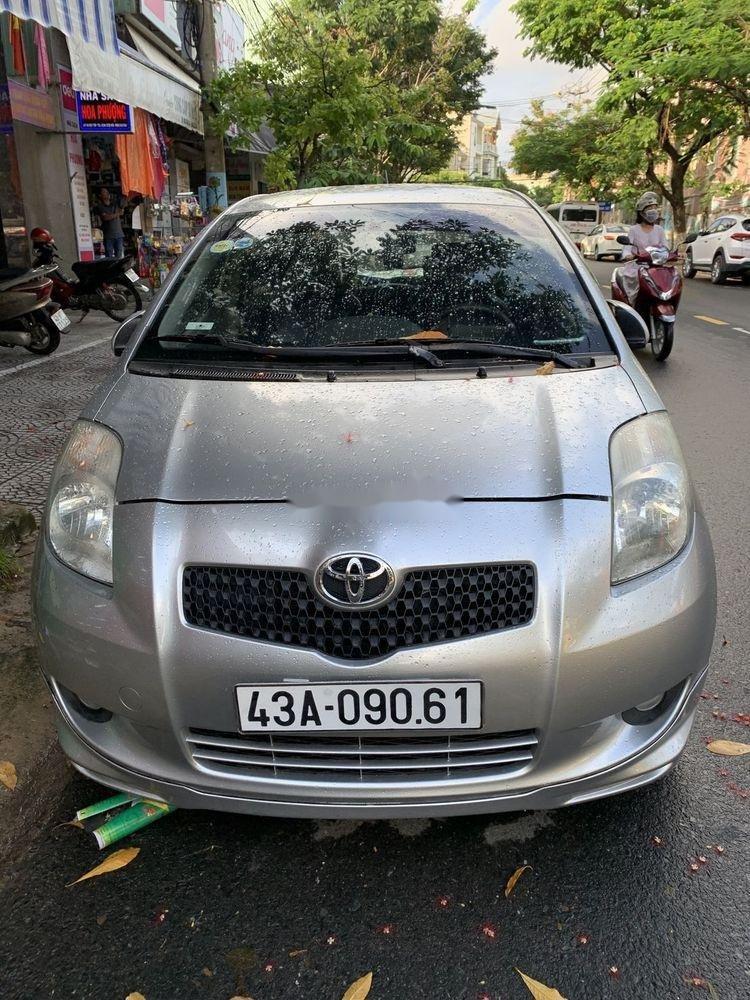 Bán Toyota Yaris Verso sản xuất năm 2009, nhập khẩu nguyên chiếc chính hãng (1)