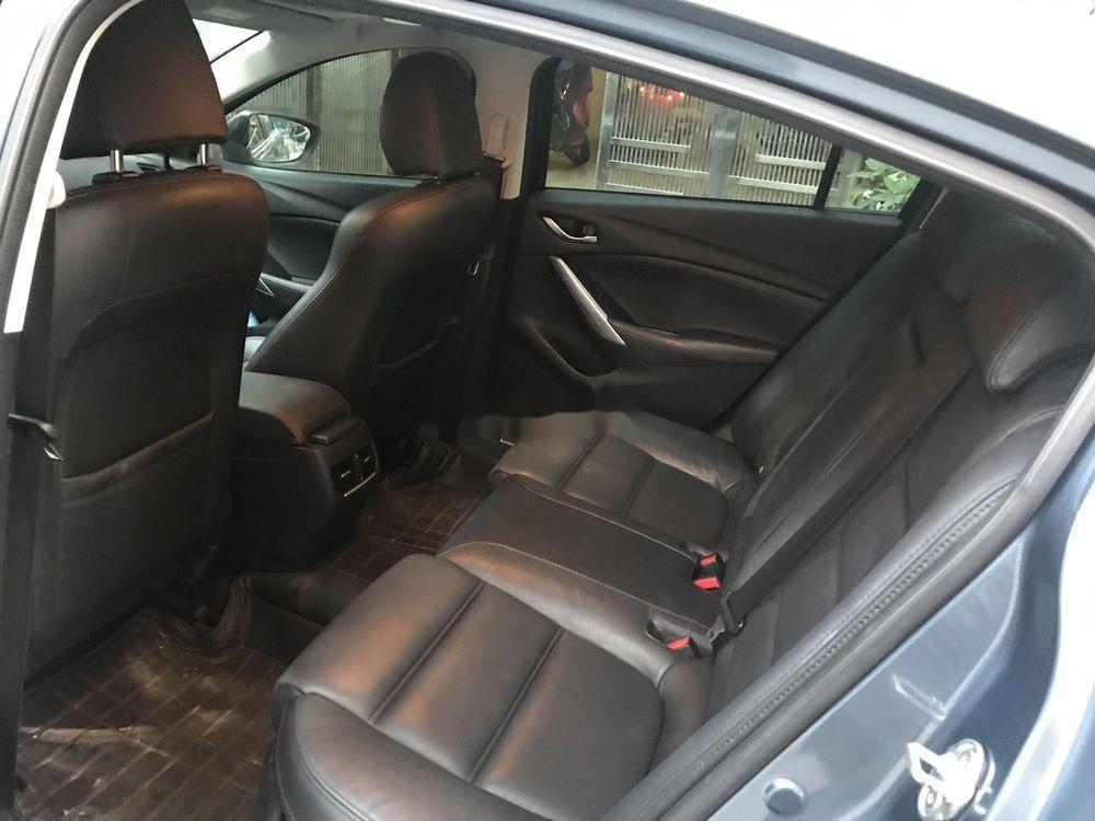 Cần bán lại xe Mazda 6 đời 2015, màu xanh lam chính chủ xe nguyên bản (5)